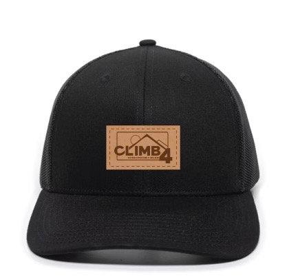 OG Logo Leather Patch Hat