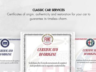 Teleurstelling: certificaat van Fiat