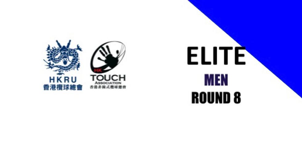 ELITE Rnd8 - MEN - Monday
