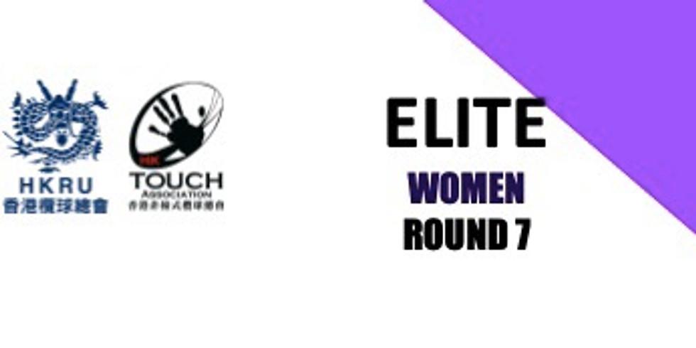 ELITE Rnd7 - Women - 1545 Game