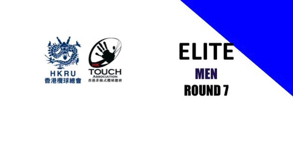 ELITE Rnd7 - MEN - Saturday