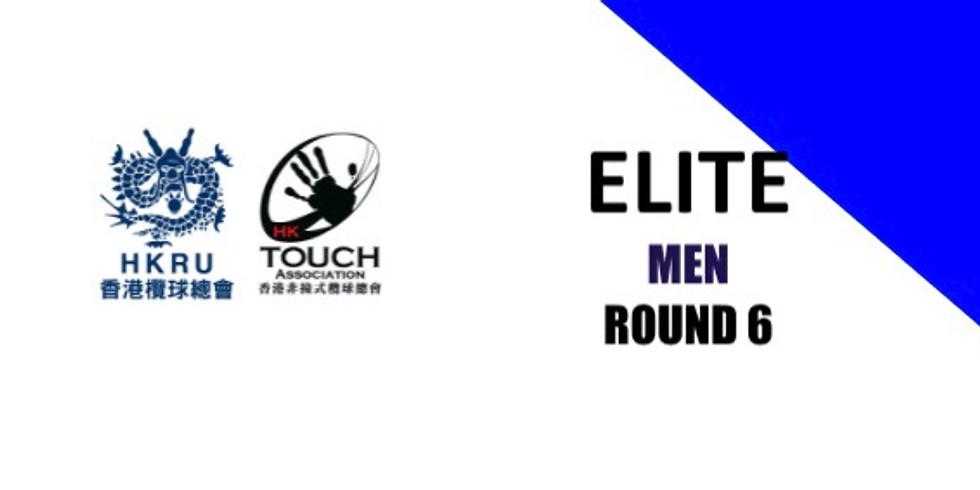 ELITE Rnd6 - MEN - Monday