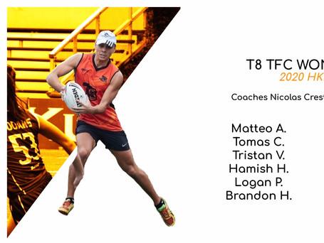T8 TFC Wonders U19 Boys