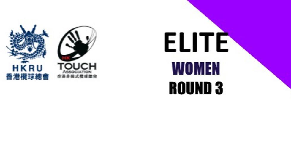 ELITE Rnd3 - WOMEN