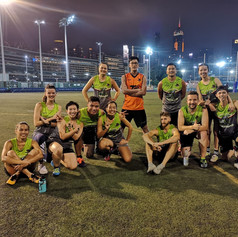 T8 Touch Football Club