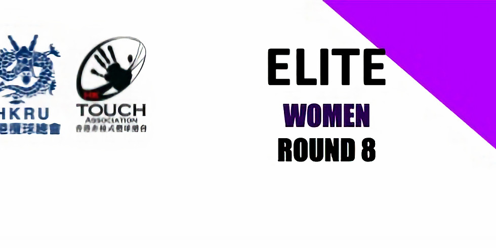ELITE Rnd8 - Women - 1715 Game