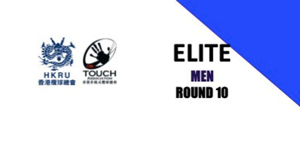ELITE Rnd10 - MEN - 1715 Game