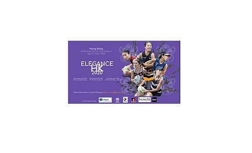 EleganceHK2020 . T8 Touch Football Club.