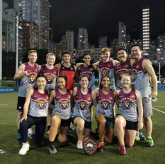 T8 Touch Football Club - Tigers