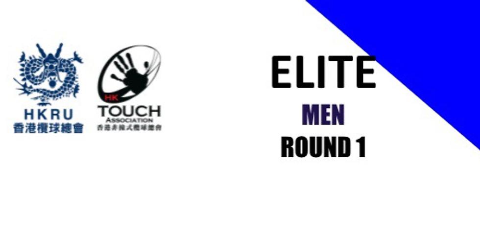ELITE Rnd1 - MEN