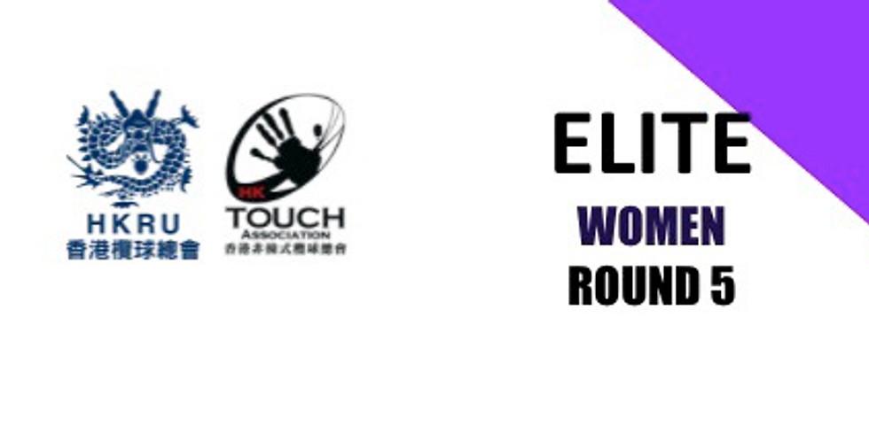 ELITE Rnd5 - Women