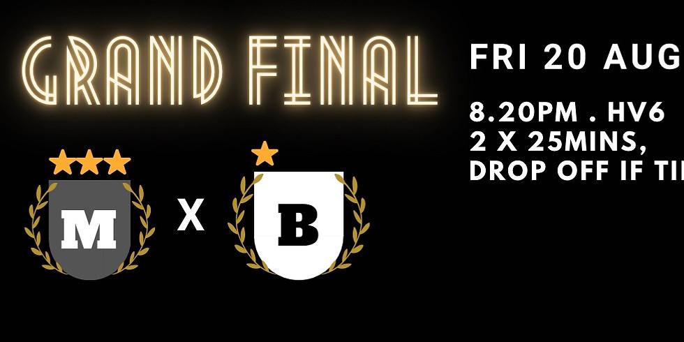 All ⭐️ Game VI - Grand Final - M x B