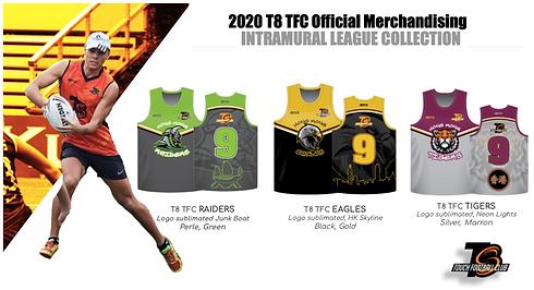 T8 TFC Intramural Touch League, Hong Kon