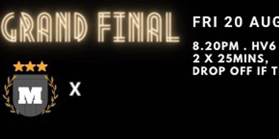 All ⭐️ Game VI - Final - M x ?