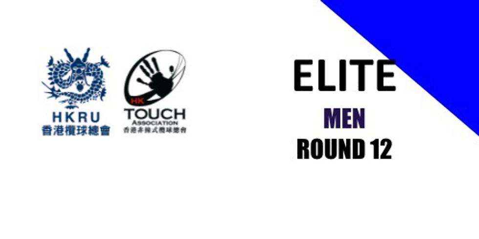 ELITE MEN - Rnd12 - Saturday 1330