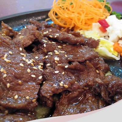 Sizzling Siam Beef