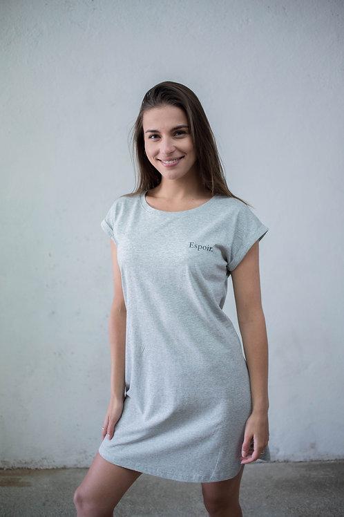 Robe t-shirt grey
