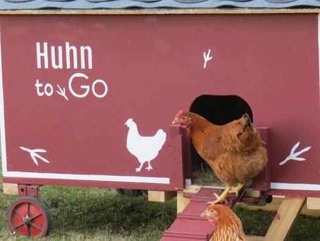 """Huhn to Go"" geht auf Tour!"