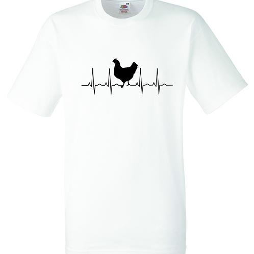 """T-Shirt """"Puls"""""""