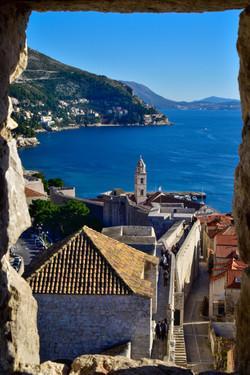 Window to the Sea, Dubrovnik