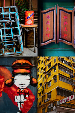 Urban Heritage, Hong Kong