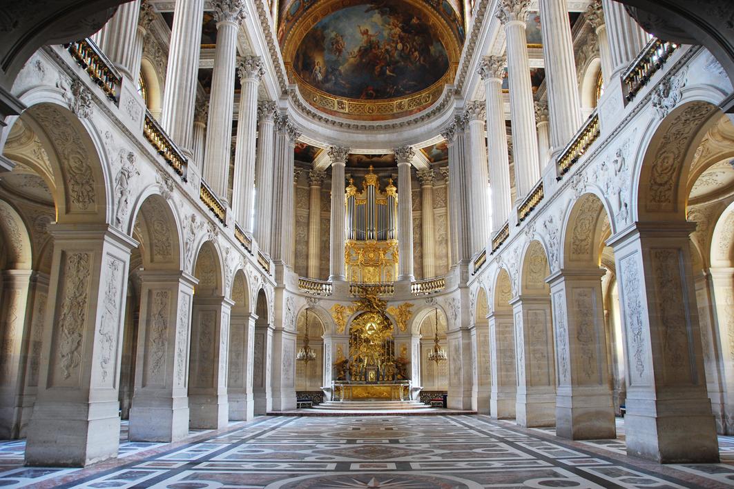 Chapelle Royale, Versailles