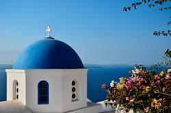 Summer and the Sea, Santorini