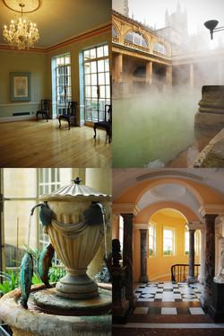 Anglo-Roman Style, Bath