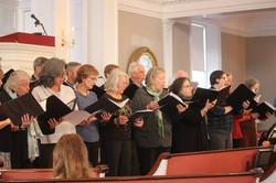 First Church and Parish Choir