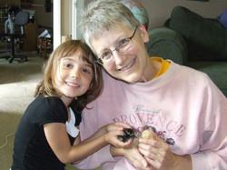 Anna & Aunt Donna