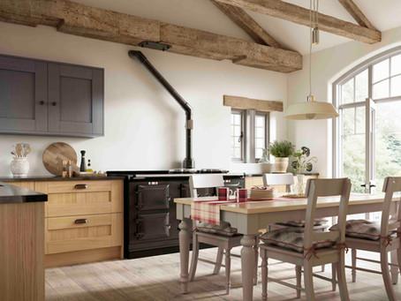 Designing your dream Barn Kitchen