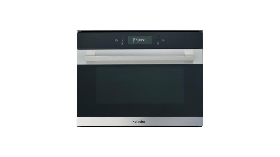 HOTPOINT - CLASS 7 BUILT-IN MICROWAVE STAINLESS STEEL