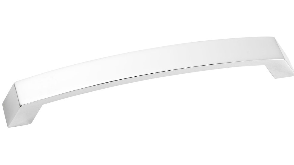 POLISHED CHROME CHUNKY BRIDGE HANDLE