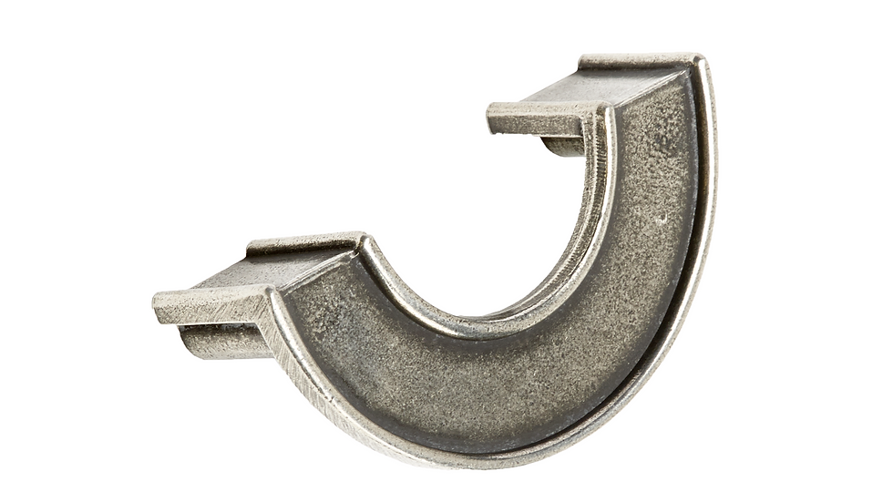 PEWTER LAMONT CUP HANDLE