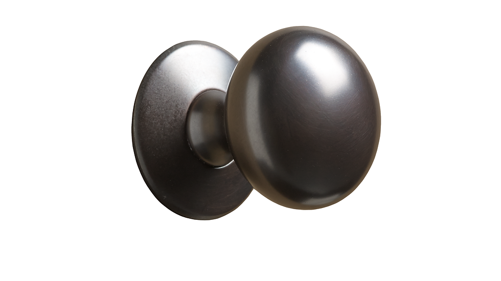 MULBERRY RUBBED BRONZE KNOB