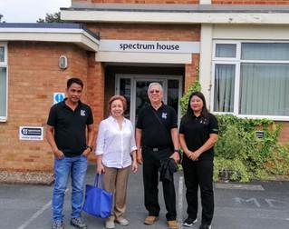 WASTE SPECTRUM DISTRIBUTOR CONFERENCE IN WORCESTER, UK