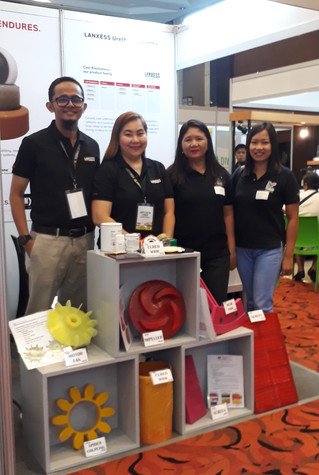 Vemaval Joins the Philippine Mining Exhibit at the Sofitel Hotel, Pasay City