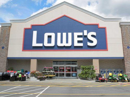 March Standout: Lowe's