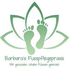 Logo_Barbara's Fusspflegepraxis_Original