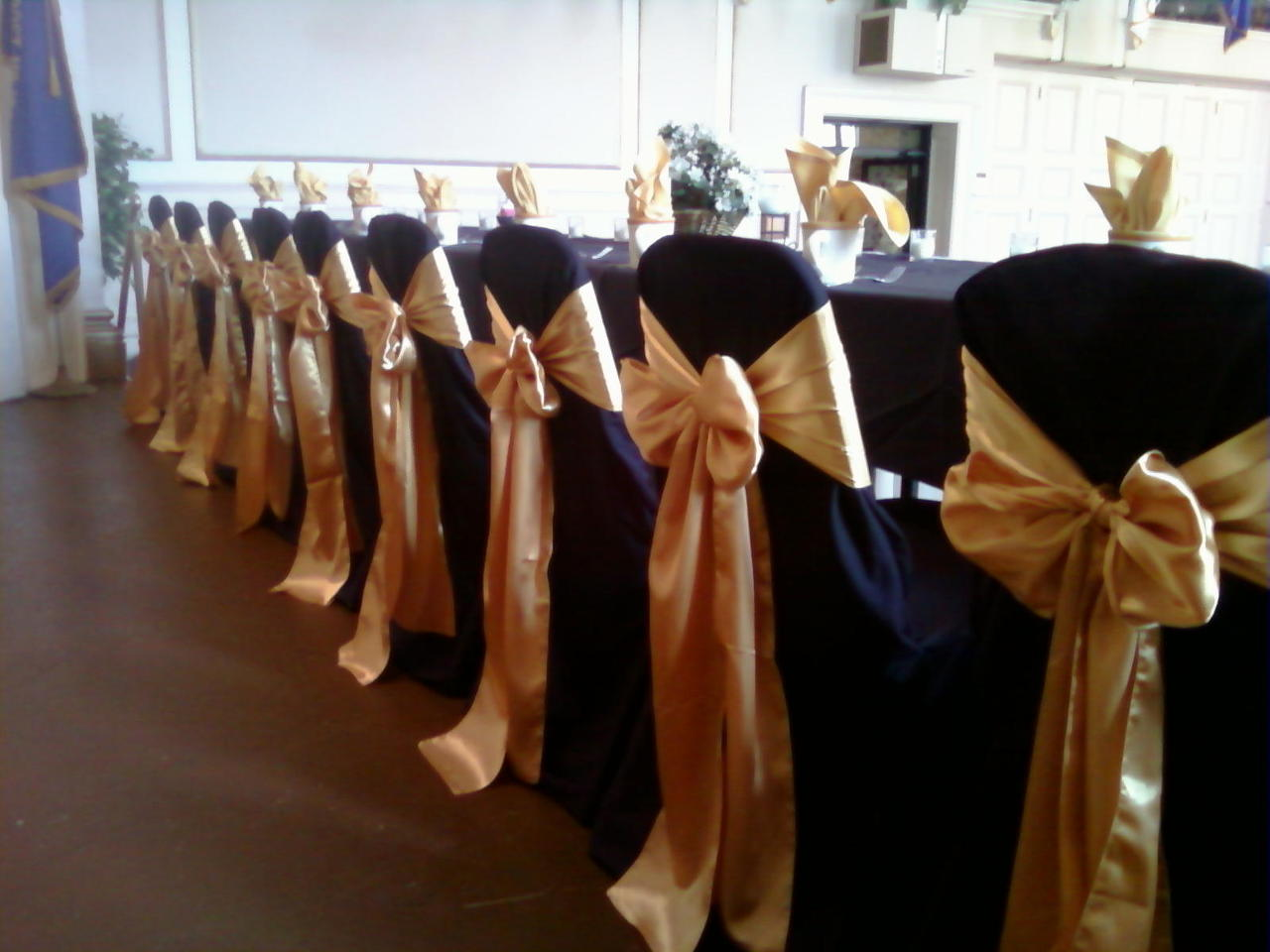Chair Cover rental Buffalo New York