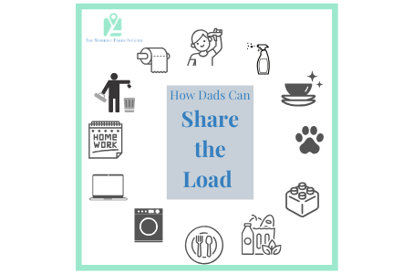 How Dads Can Share the Load at Home