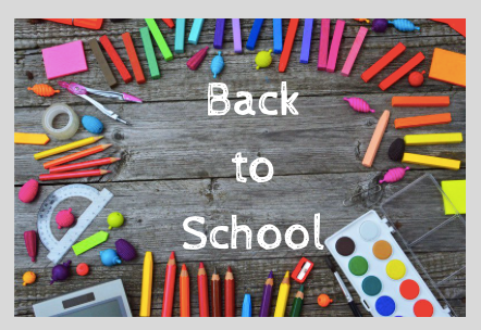 Five Tips to Avoid the Stress of Back to School