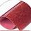 termovinile glitter rosso