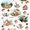 pannello animali del bosco