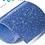 termovinile glitter blu