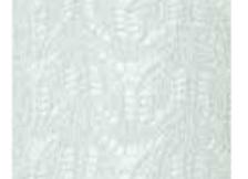 tubolare pizzo lurex corto argento
