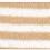 tubolare mini righe beige-bianco