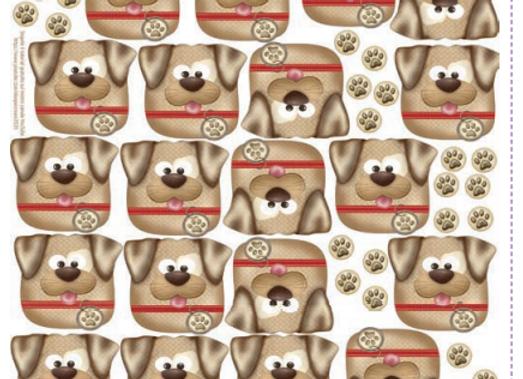 pannello pannolenci portachiavi cani