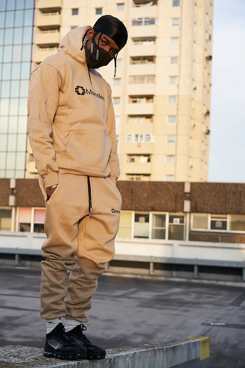 MANDEM FLEECE TRACKSUIT