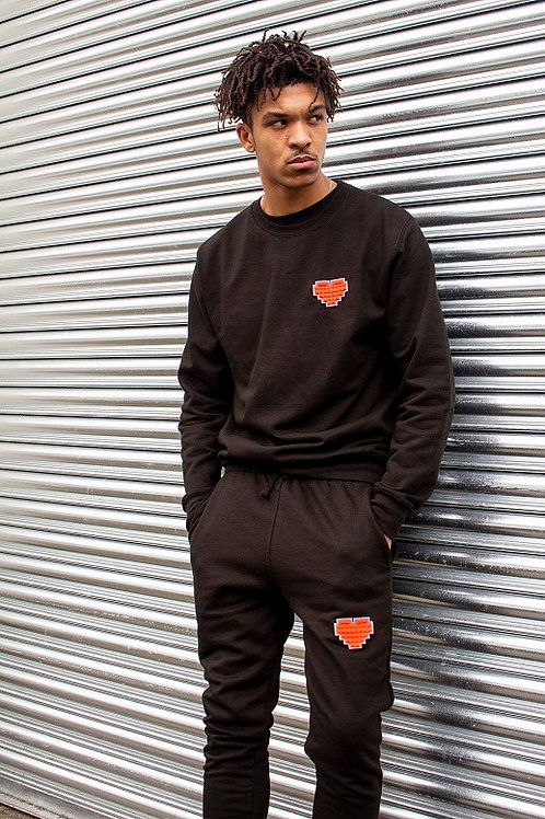HEART BRICK TRACKSUIT